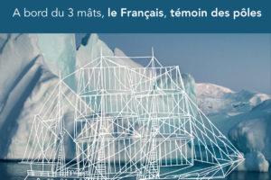 Affiche conference le francais - Emmanuel Poudelet