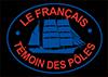 Le Français, grand voilier 3 mâts barque